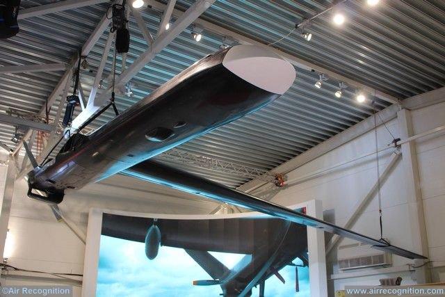 """أول صورة للطائرة بدون طيار الروسية الواعدة """"أريون"""" DFMlUdTXoAU5pMT"""