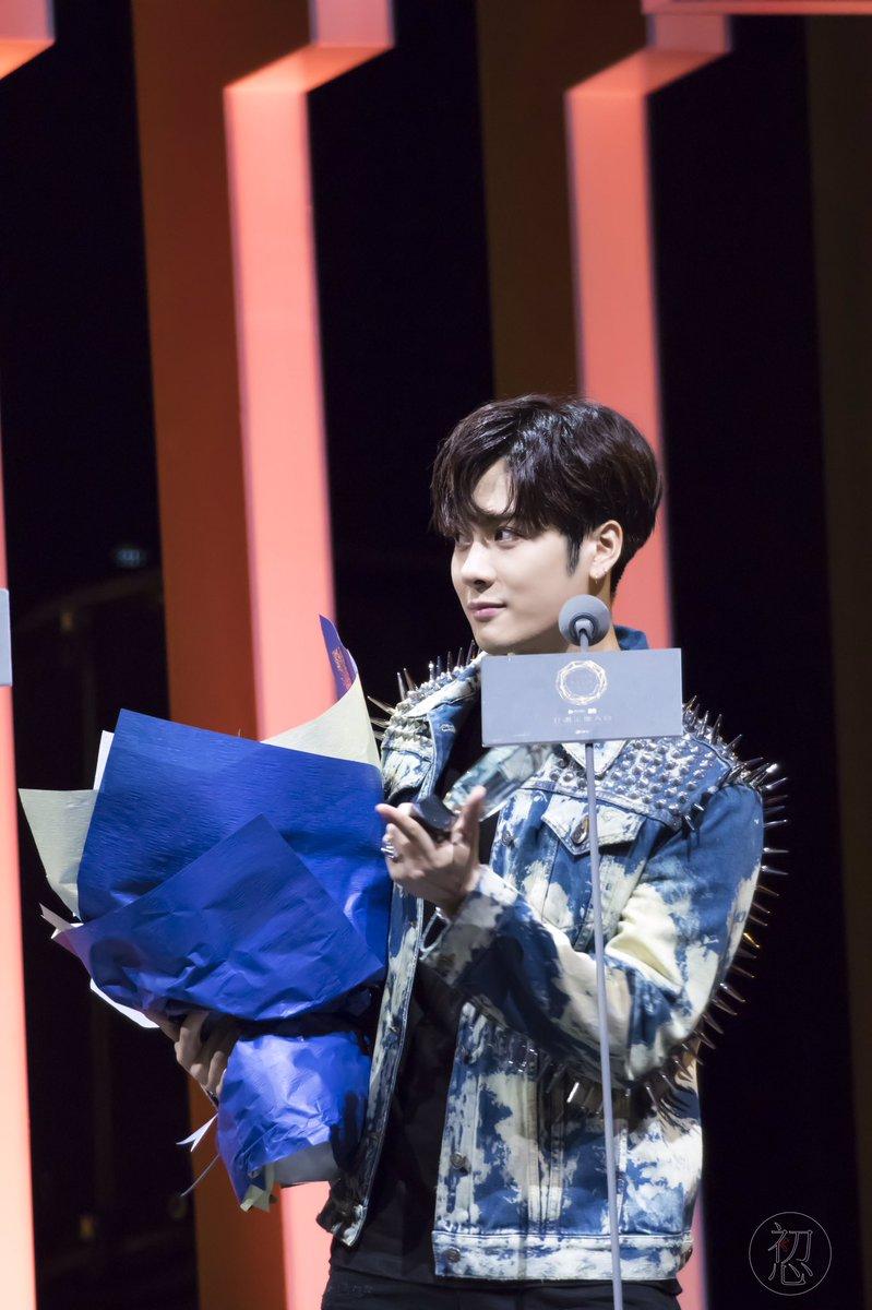 190717 HD Asian Music Gala  MTV Special Award #JacksonWang #잭슨
