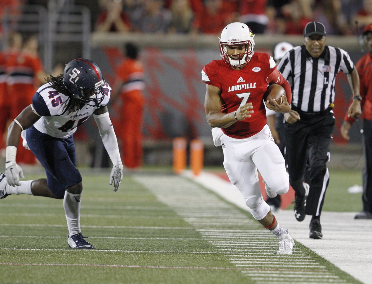 Bonnofan, Running Backs looking to take pressure off Jackson in run game  http://www. allthingsacc.com/news_article/s how/815774?referrer_id=2621823 &nbsp; …  #Louisville #UL #Cards<br>http://pic.twitter.com/4sCHElBiQh