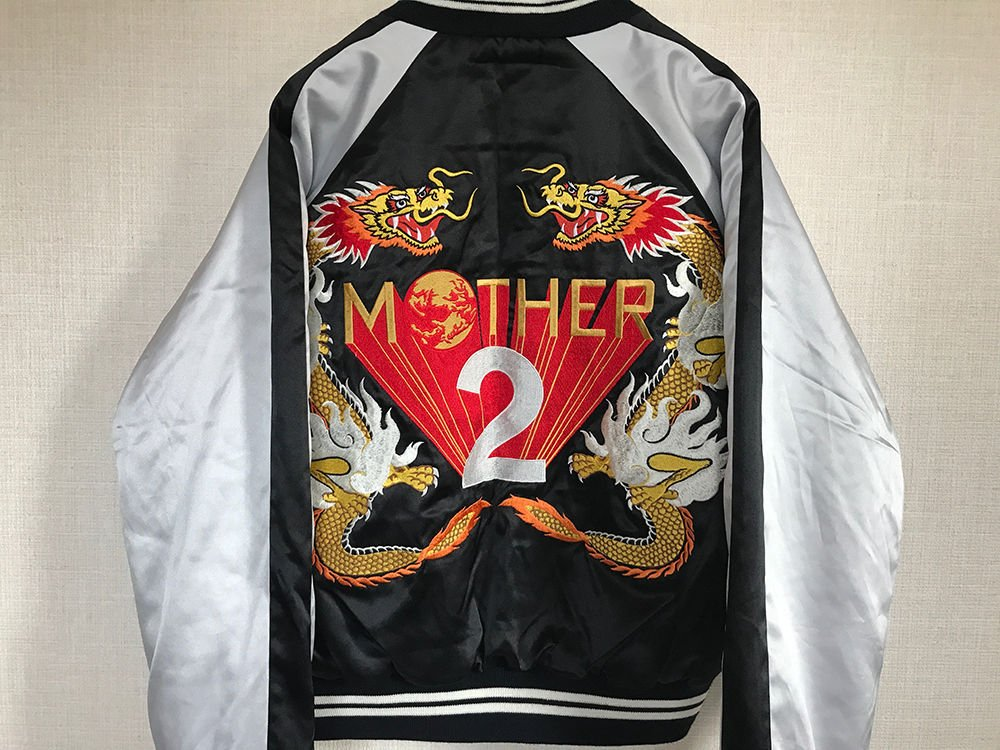 LOOK AT THIS EARTHBOUND JACKET https://t.co/FWvPeCa90Y https://t.co/CF...
