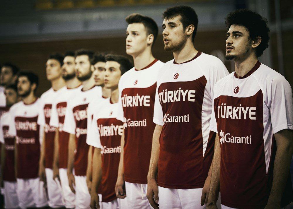 Türkiye 75-57 Letonya (U20 Avrupa Şampiy...