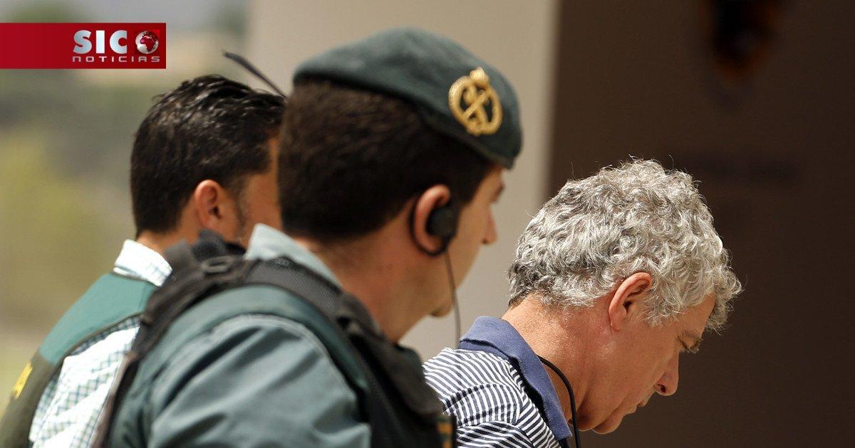 Presidente da Federação Espanhola de Futebol fica em prisão preventiva...