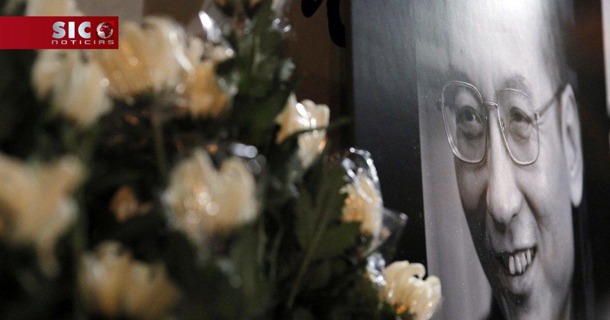 Amigos de Liu Xiaobo desafiam regime chinês com homenagem ao Nobel da...