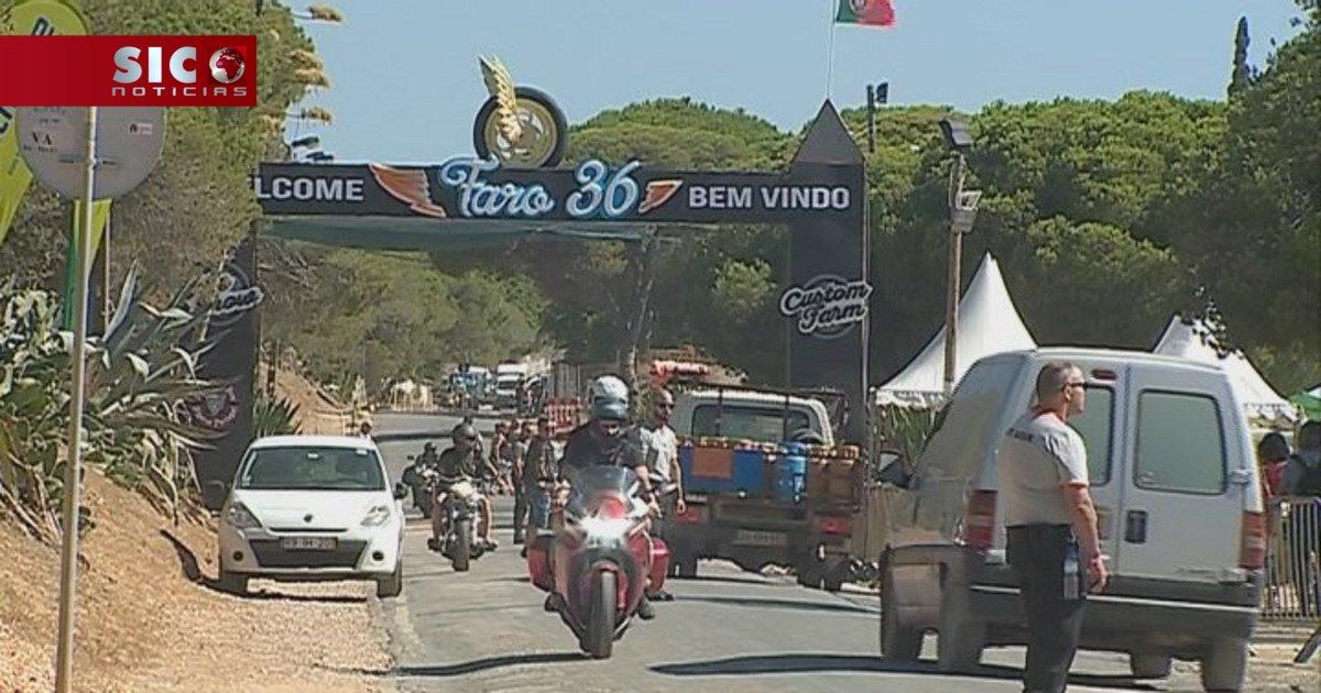 Mais de 5 mil motards já entraram na 36ª Concentração de Faro https://...