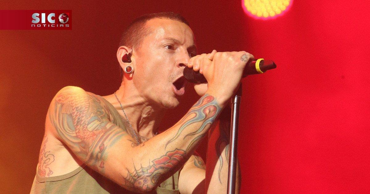 Morreu o vocalista da banda Linkin Park https://t.co/16YdrSoXvD https:...