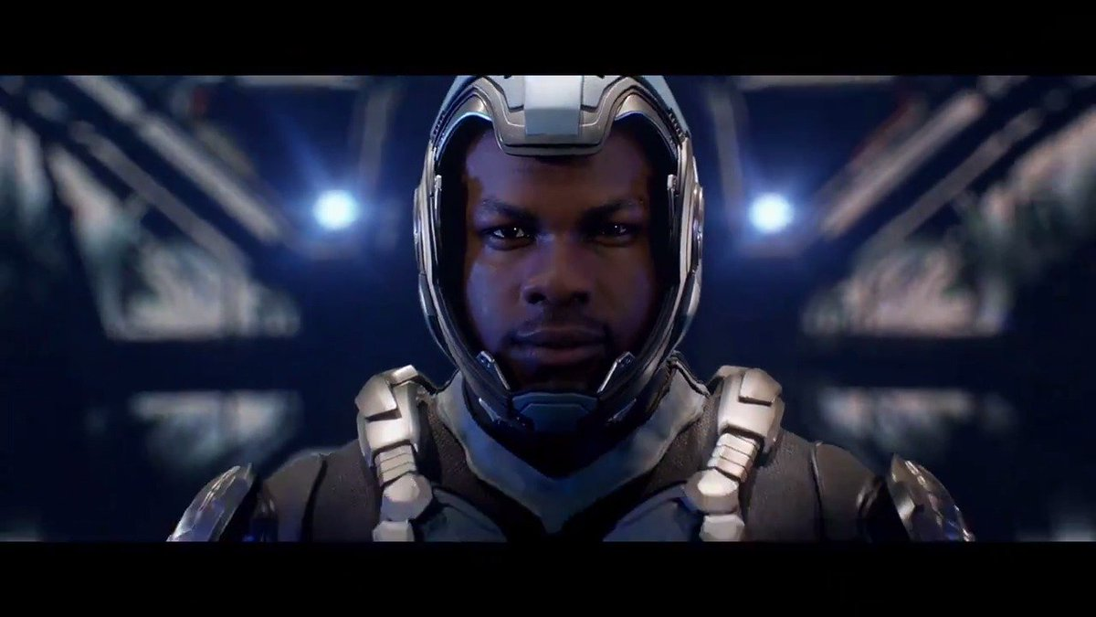 Grab your Jaeger... Pacific Rim 2: Uprising teaser trailer just droppe...