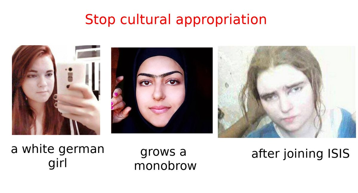 Good Ideas Vs Bad On Twitter Stop Islamic Cultural Appropriation