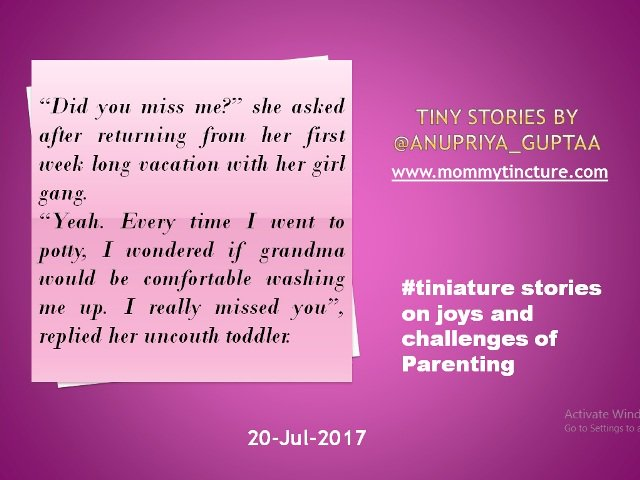 making up for my day's gap.  #tiniature #tinystories @gayatri_gadre https://t.co/PD0Zr7Ldcd