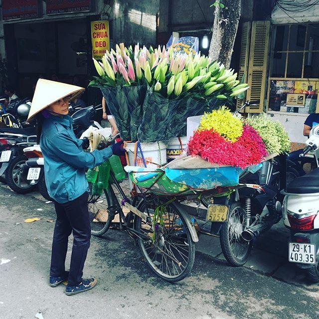 Straight from our Vietnam vaca, morning market bouquet inspo!   #dsfloral #flowersofinstagram #seasonalfloweralliance #pink #vietnam<br>http://pic.twitter.com/KJVlDtxlGv