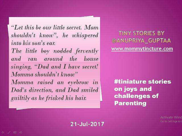 #Tiniature #Tinystories @gayatri_gadre @varshabagadia @Shalz75  @romspeaks @Mayuri6 @nehatambe  @slimexpectation @misra_amrita @Deepagandhi1 https://t.co/1QAINjNl2M