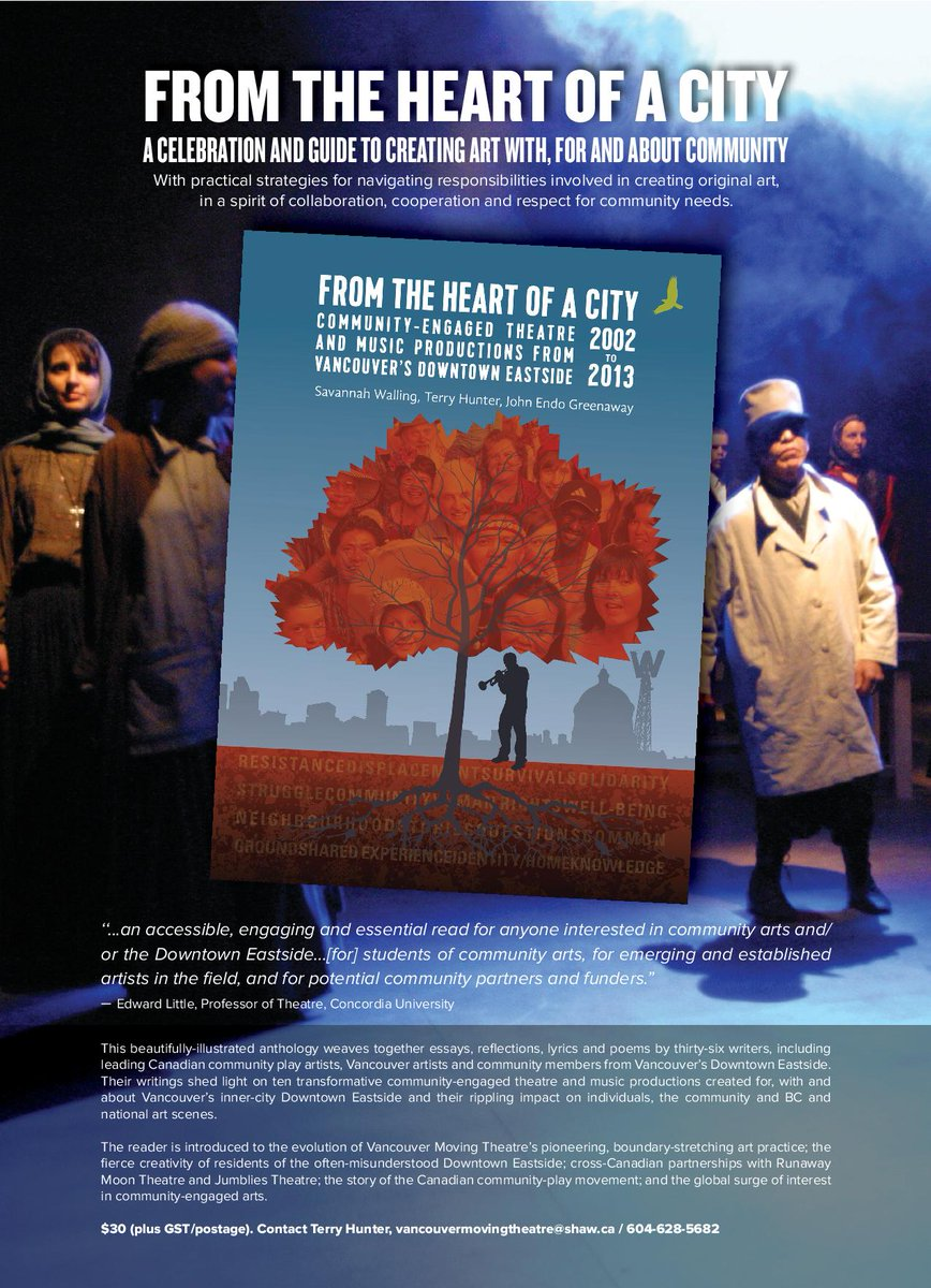 Community Engaged Theatre