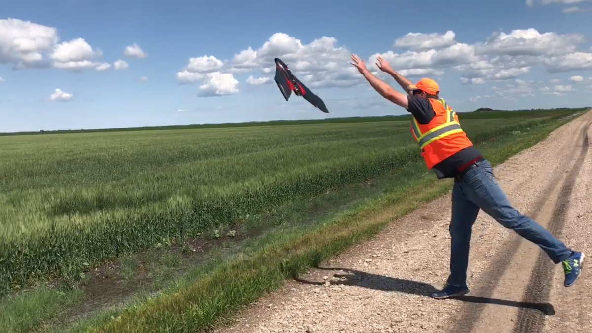 Use drones for field scouting. Learn how! Get certified! Do it legally. We can show you! 19-20 Aug in #Winnipeg, #M3Aerial Ground School <br>http://pic.twitter.com/E4R6Eneon2