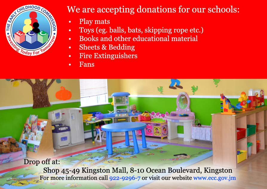 We are seeking donations for our ECIs! Please support this initiative as we seek to help our schools #Get Certified! #ECD<br>http://pic.twitter.com/k1vxiJUY6i