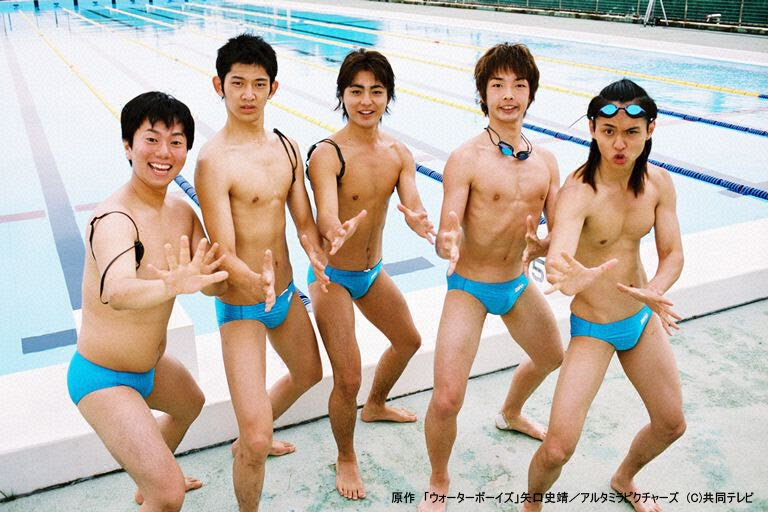 Images of WATER BOYS2 - Japane...