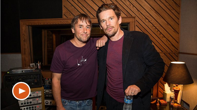 Want to be a good artist? Ethan Hawke shares a lesson about embracing your failures. → https://t.co/nUC6UZmtmm