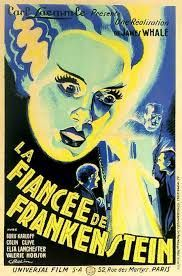 The bride of #Frankenstein Two rare #french #posters from the original #release<br>http://pic.twitter.com/6kqo6gX1lW