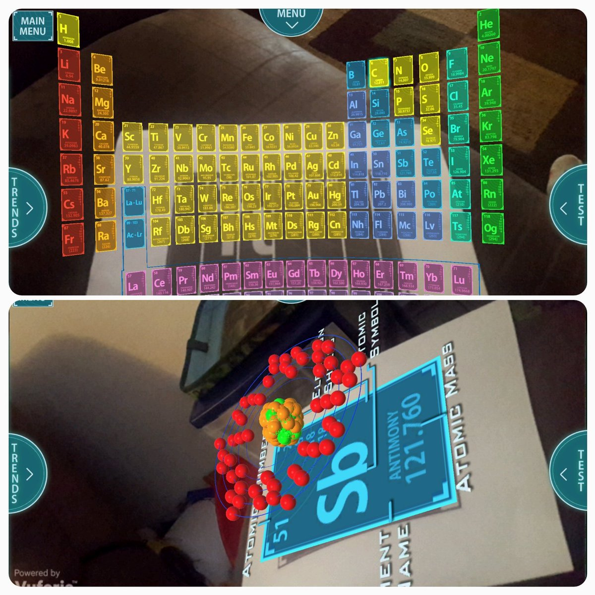 Mrs beauregard on twitter has anyone used this augmented reality mrs beauregard on twitter has anyone used this augmented reality periodic table pros cons i think its fun mindspark chemchat urtaz Gallery