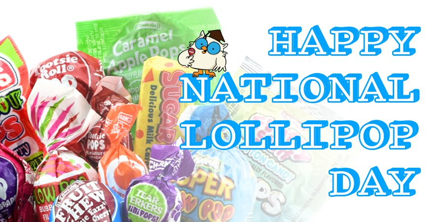 It's one of our favorite days of the year! Which lollipop would you pick from our selection to celebrate with? #NationalLollipopDay <br>http://pic.twitter.com/ezYHw76C0S