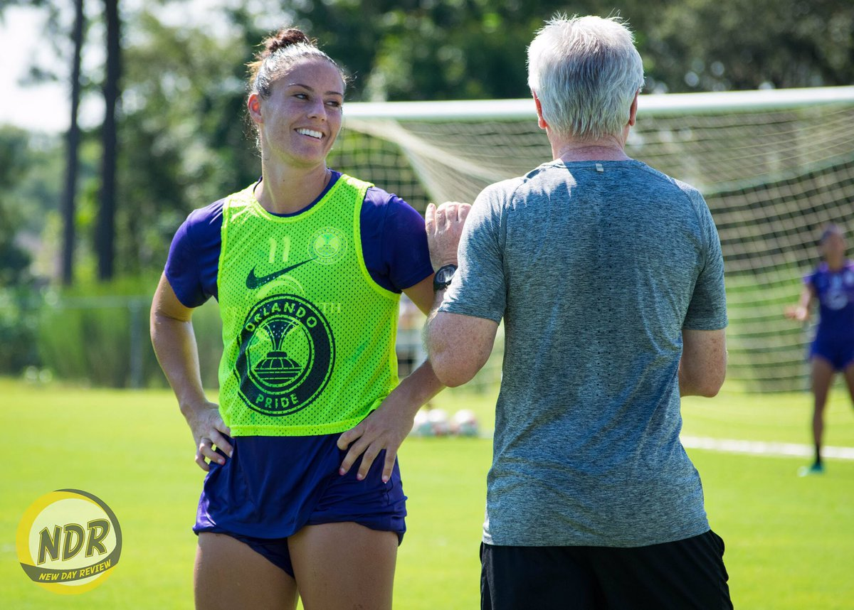 &quot;Hey, Tom. Guess who&#39;s back with the #USWNT?&quot;   #FilledWithPride #AliKrieger #USWNT #NWSL<br>http://pic.twitter.com/LfFA8ZxHwK