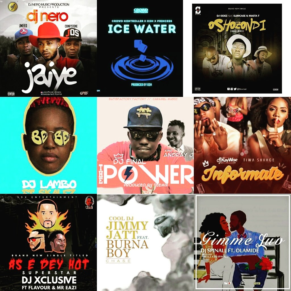 Top singles by a dj you should add to your playlist. Available on  http:// naijadjmix.com.ng  &nbsp;  . #wearemusic #musicisus #musicislife #naijadjmix<br>http://pic.twitter.com/Uj8pUCDwZX