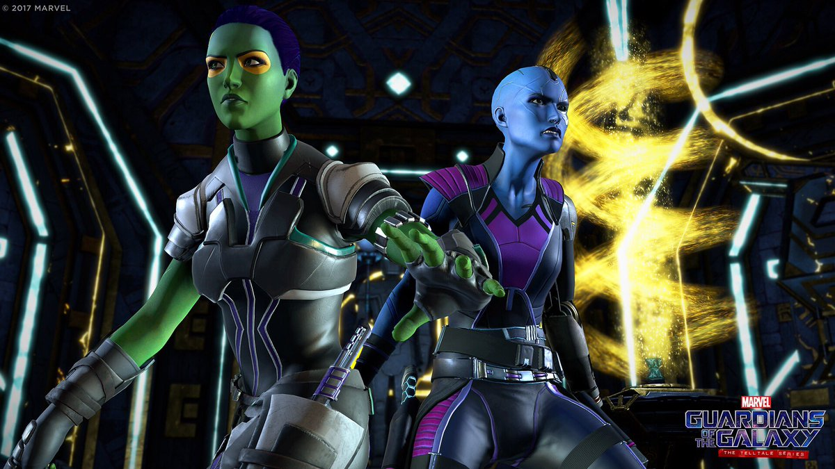 Comic-Con 2017: Telltale's Guardians of the Galaxy: Episode 3 Release Date Announced