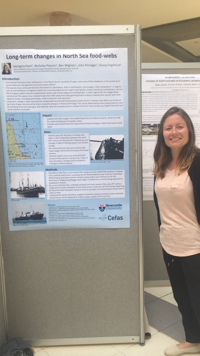 Presenting my research at #fsbi17 conference at the University of Exeter! #historicaldata #fisheries<br>http://pic.twitter.com/4pvUamZF16