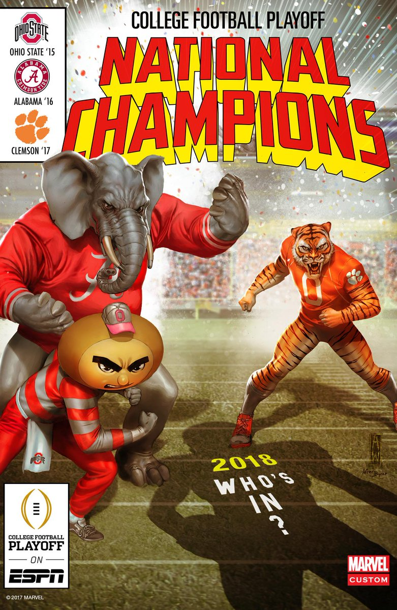 Image result for college football playoff 2018