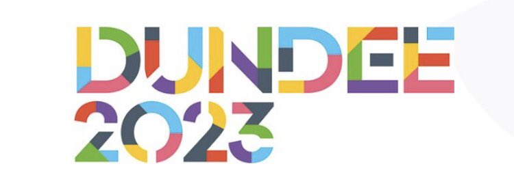 💫I'm backing the @dundee2023 bid👍 #bebrilliant #getinolved #greatideas #makeithappen #TeamDundee #dundee2023 💫 https://t.co/3VzBERNwR1