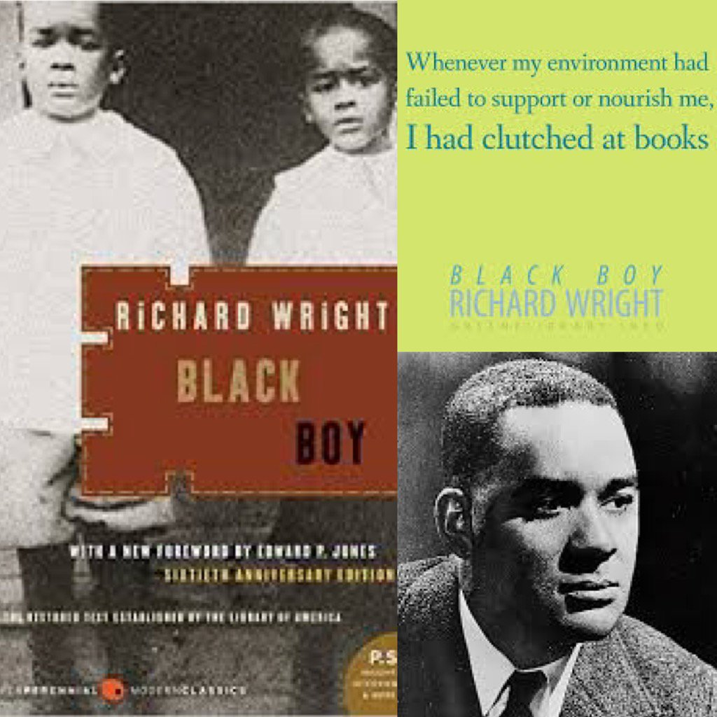 an analysis of the autobiography of richard wright black boy Black boy richard hunger wright  mother richard finds little consolation in the outside world richard wright becomes a strong being she repeatedly talks of the color black expressing her dark perspective of her father and life  freedom that suggests the piece was written for strictly personal.