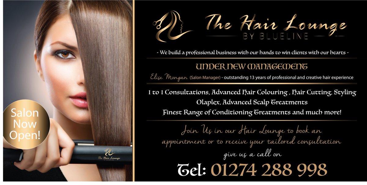 Navva Print On Twitter Banner Design For The Hair Lounge Bradford Banners Bradford Hairsalon Salon Graphicdesign
