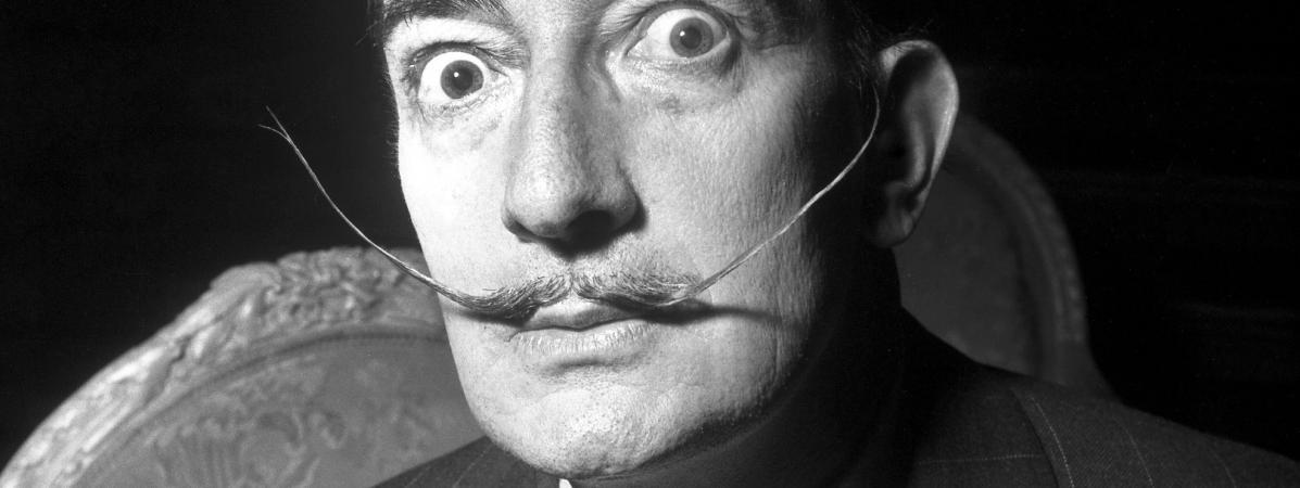 Exhumation de Dali: le peintre 'doit regarder ça là-haut avec beaucoup d'amusement' https://t.co/YmjAUu6Fd4