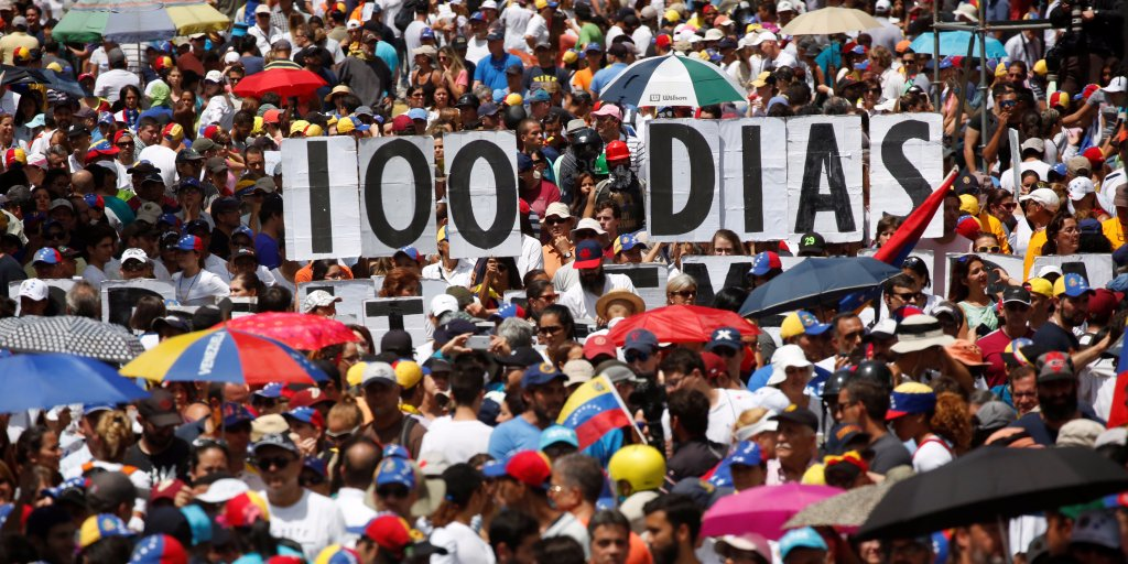 Venezuela's opposition landed a major blow to Maduro, but the path ahead may get tougher https://t.co/3Agy8LrUTI