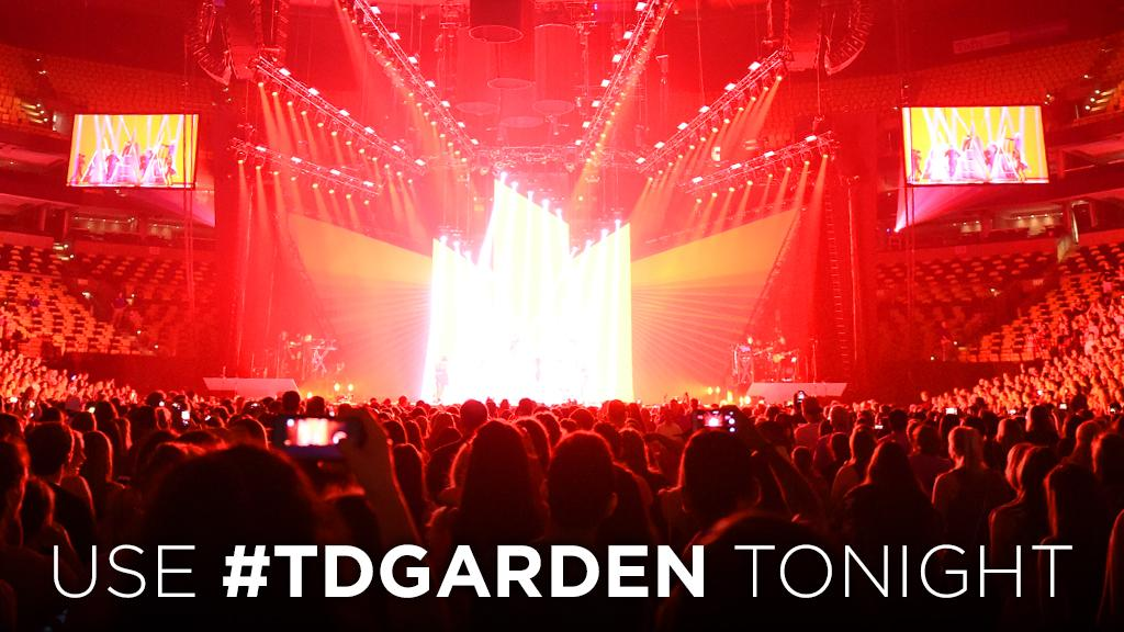 Got tickets to Tom Petty & the Heartbreakers tonight? Doors open at 6:30PM! Use  whe#TDGardenn you share your pics from the show.