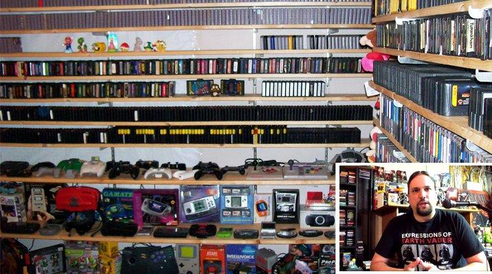 A viewer&#39;s HUGE Video Game Collection - Room Tour  https://www. youtube.com/watch?v=V71GxW aKhTQ &nbsp; …  #RETROGAMING #Mancave #Gamers<br>http://pic.twitter.com/lMHbOnQ7Ko
