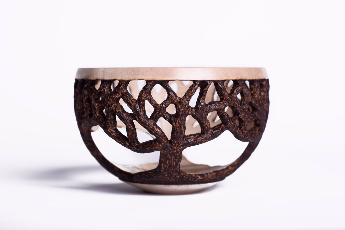 As you know all of our pieces evolve as our design ideas develop. This is an example of how our ideas grow #tree #wood #art<br>http://pic.twitter.com/q1bamyjpTn