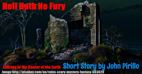 Short Story Hell Hath No Fury https://t.co/rkw6OJONSw Alex Benton was a survivor. Most everyone in his ci #story 1