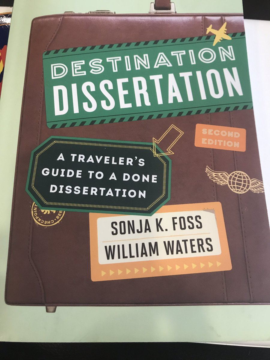 If you&#39;re working on your #dissertation this book can be helpful! #practicalprofessors #phdstudent #ABD #write<br>http://pic.twitter.com/vcKBB0rNhv