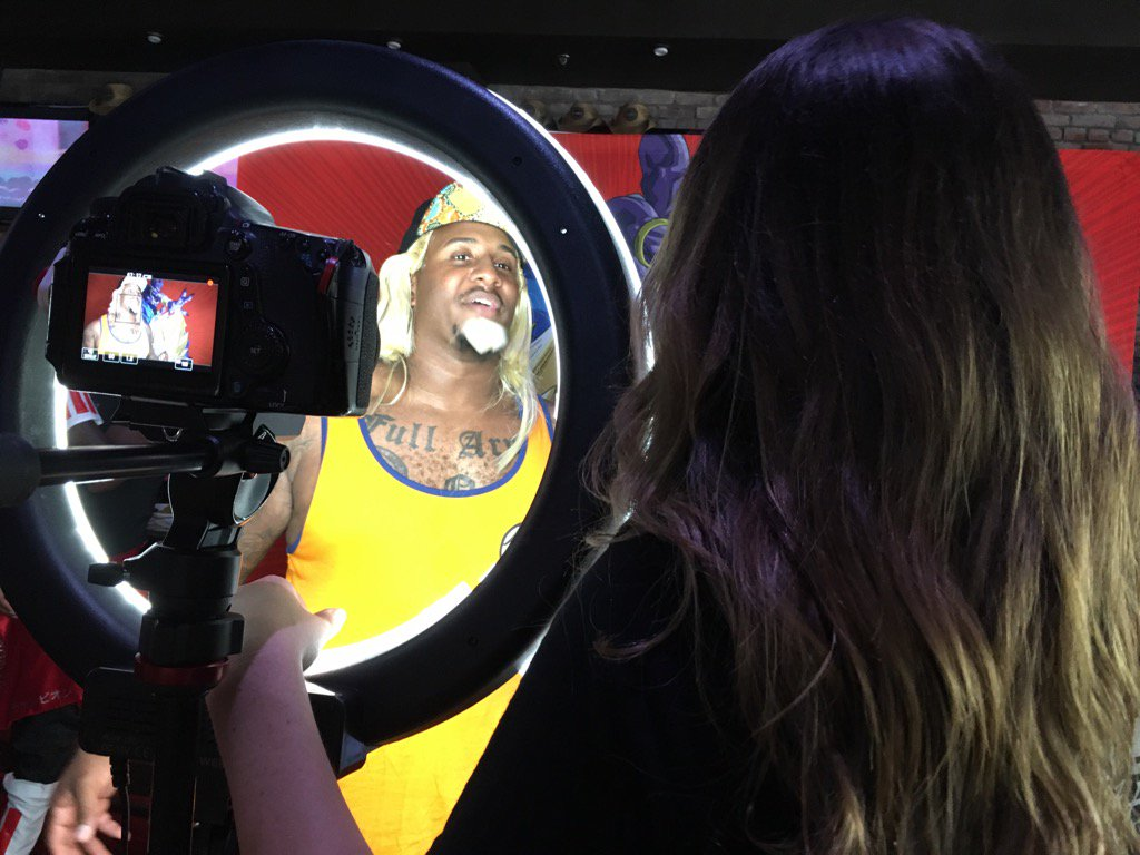 Mike Daniels, on the Dragon Ball franchise: 'It's not just a show. It's a way of life.' ...