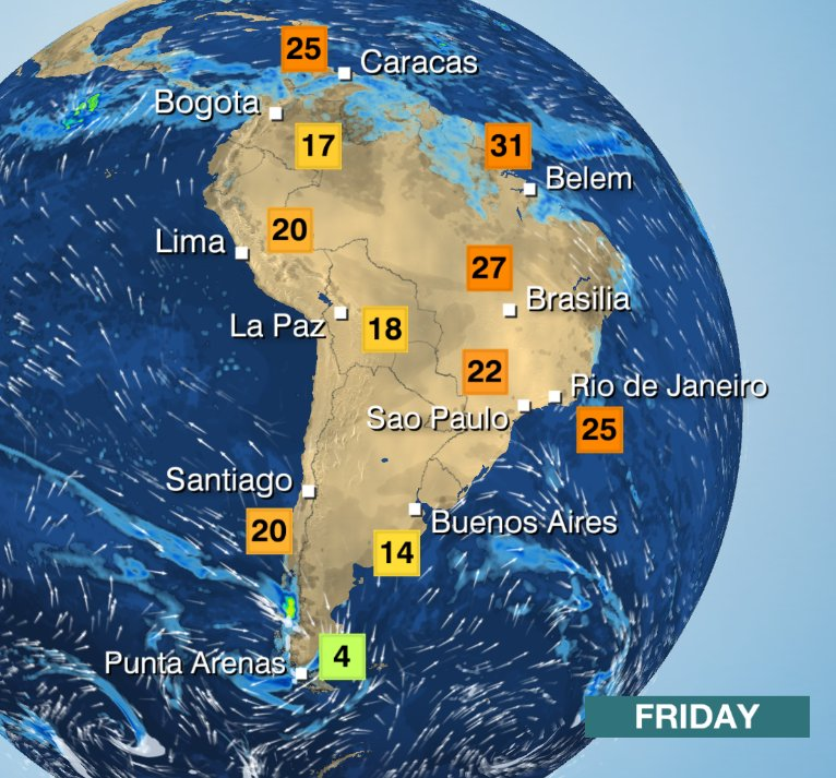 Ongoing concerns about heavy rain in parts of Venezuela & Colombia leading to landslides & flooding. Phil