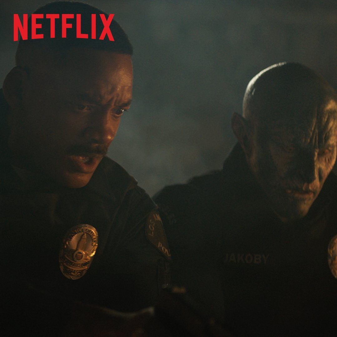 Will Smith is a sci-fi cop in his first Netflix film, 'Bright'