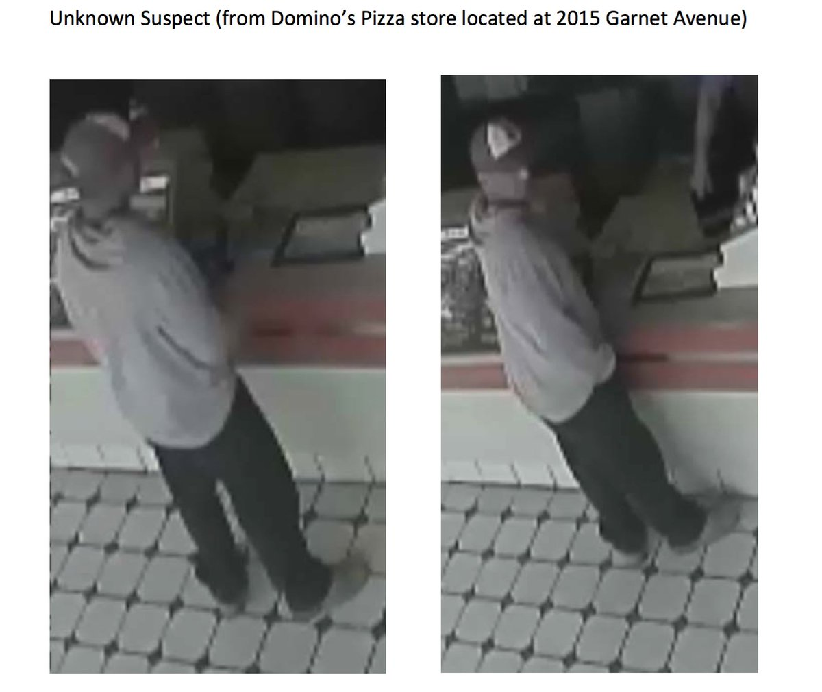 HAVE YOU SEEN HIM? Police seek help to identify Pacific Beach @dominos armed robbery suspect https://t.co/timj24zQg9