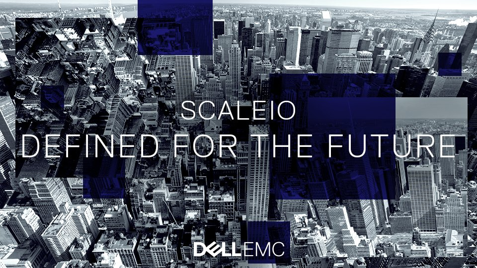 See how ScaleIO can help you transform your data center using software-defined storage. #SDS #GetModern https://t.co/RglyB8xfWj