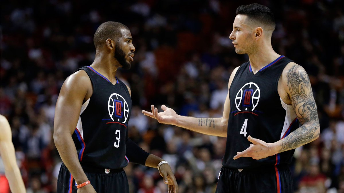 J.J. Redick got 'break-up call,' can't put finger on why #Clippers didn't have fun (@DrewShiller) https://t.co/BcrLxafatR #Warriors #76ers
