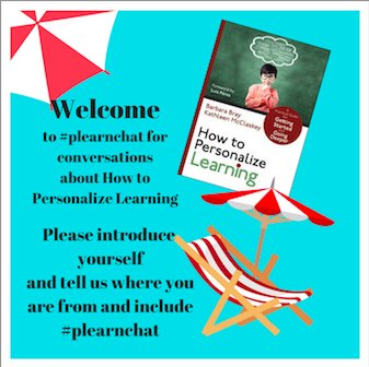 Welcome everyone to #plearnchat! This is Kathleen from NH,your host for this chat. Please introduce yourself and tell us where you are from. https://t.co/rVfJJjK4IC