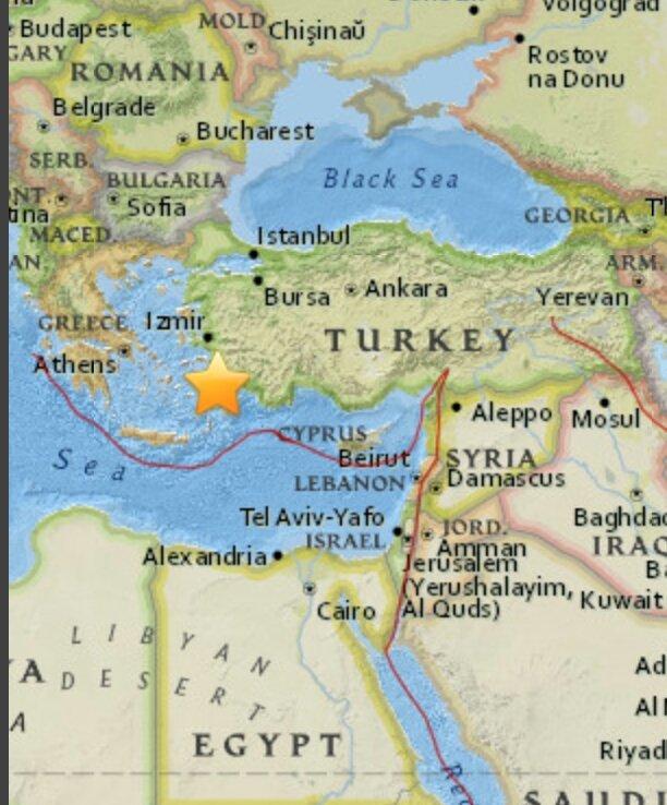 Scossa di terremoto in città e provincia