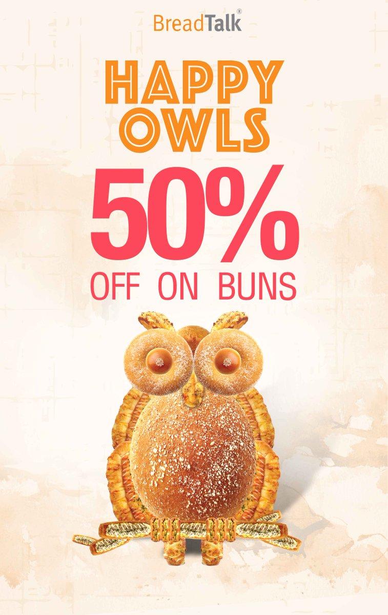 Great way to bring in the weekend :-)  #Buns#Bakery #BreadTalkSL #Colombo #SriLanka #Lka https://t.co/pPsvwH8blU