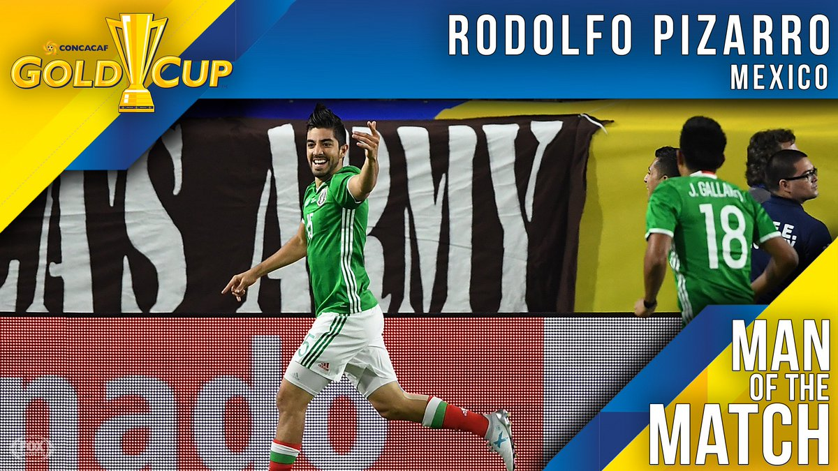 0404e9e3156 His goal helped beat honduras and advance to the semifinals. rodolfo pizarro  is your man of the match! - scoopnest.com