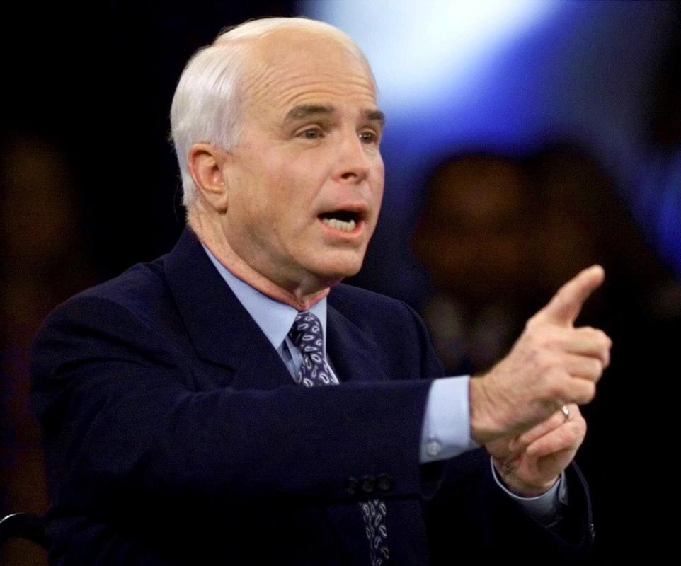 Cancer isn\'t silencing McCain in career\'s latest chapter