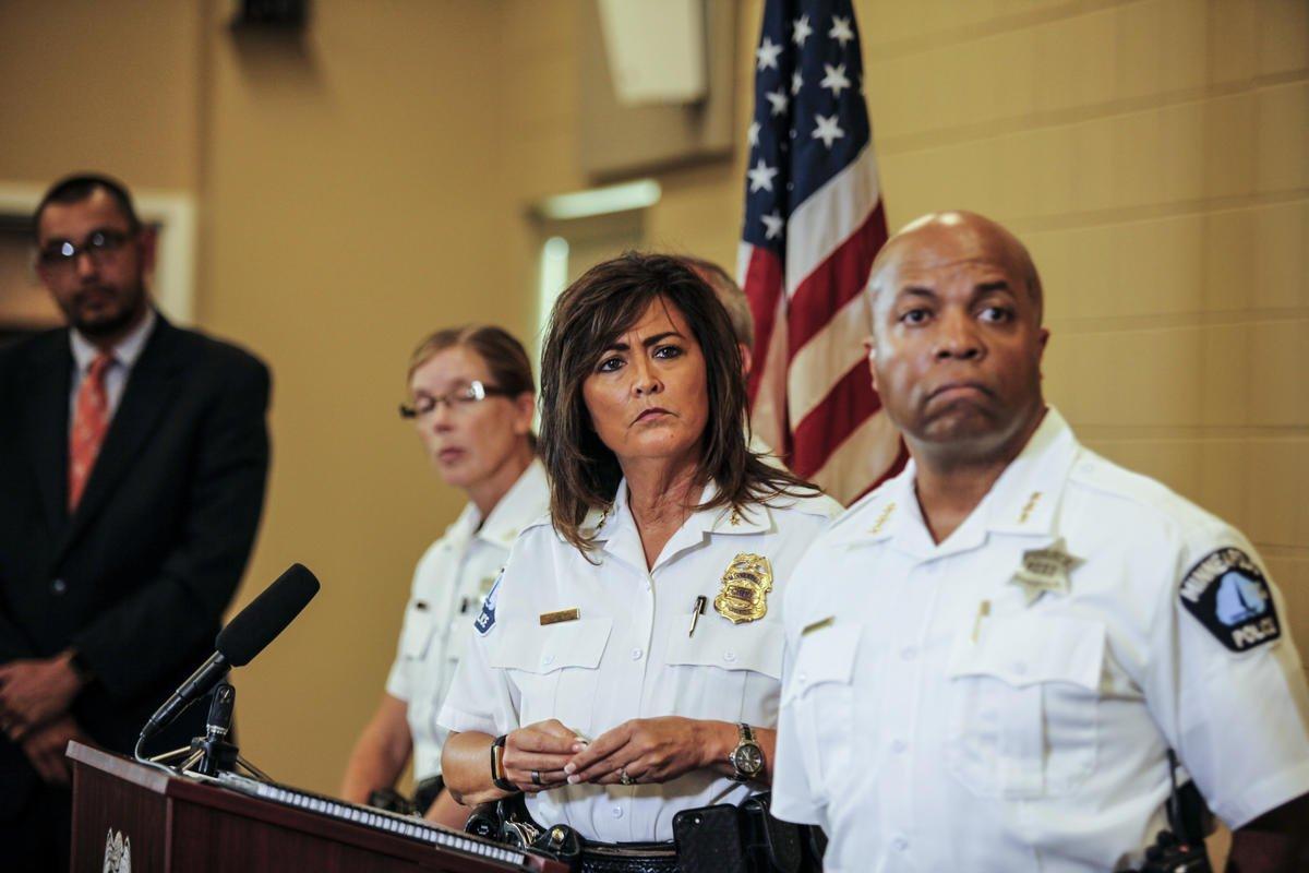 Minneapolis police chief: Justine Damond 'didn't have to die'