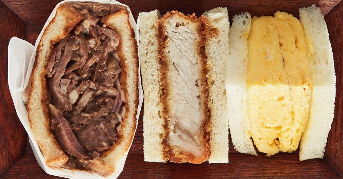 '젓가락으로 잘릴만큼 부드러운' 카츠산도 맛집 TOP6  부드러운 빵과 두툼한 돈카츠의 조화가 예술. 1. 한남동에 문을 연 레스토랑 '다츠(DOTZ)'  https://t.co/AoGRjpqJoJ
